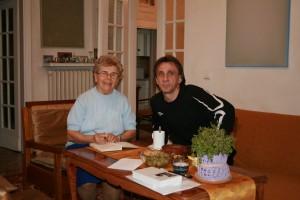 Alicja Kapuścińska, Sławomir Jankowski , fot. Mateusz Jankowski